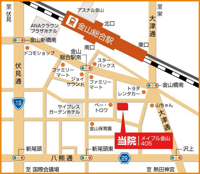 当院 地図
